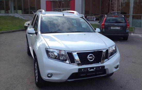 Nissan Terrano 4*4