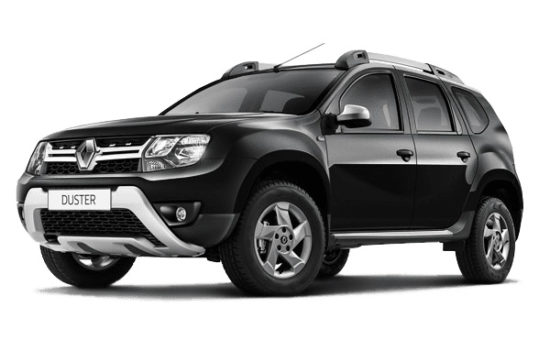 Renault Duster 2.0 AT 4WD